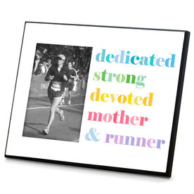 Running Wood Frame - Mantra Mother Runner