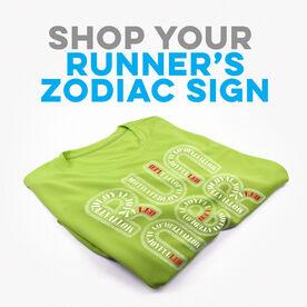Click to Shop all Men's Short Sleeve Tech Zodiac Tees