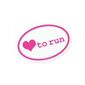 Runners Car Accessories Gone For A Run - Custom euro style car magnets