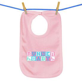 Baby Bib Runner Baby