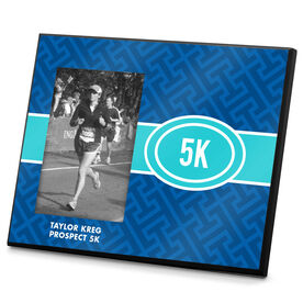 Running Photo Frame Tread Pattern With Ribbon 5K