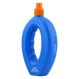 HydroGrip Water Bottle - Blue