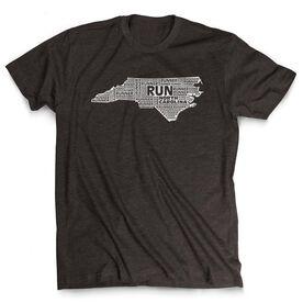 Men's Lifestyle Runners Tee North Carolina State Runner