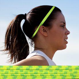 Bunji BAND Elastic Headbands for Athletes - Sunflower