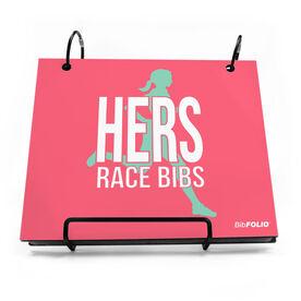 BibFOLIO® Race Bib Album - Hers Race Bibs