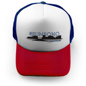 Running Trucker Hat Run Sono