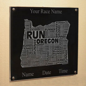 Oregon State Runner Wall Art
