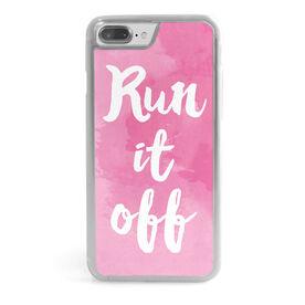 Running iPhone® Case - Run It Off