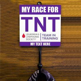TNT Team in Training Medal Hook