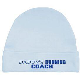 Daddy's Running Coach Baby Cap