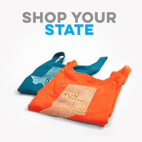 Click To Shop All State Specific Women's Tank Tops
