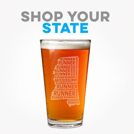 Click To Shop All State Specific Beer Glasses