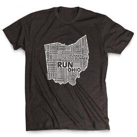 Men's Lifestyle Runners Tee Ohio State Runner