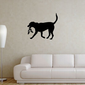 Rex the Running Dog Removable GoneForARunGraphix Wall Decal