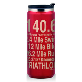 Stainless Steel Travel Mug 140.6 Math Miles