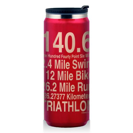 Stainless Steel Travel Mug 140.6 Math Miles