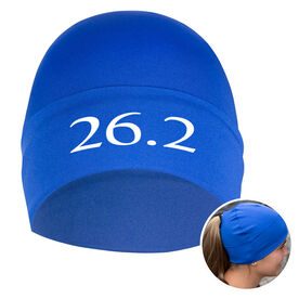 Performance Ponytail Cuff Hat 26.2