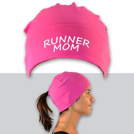 Performance Ponytail Cuff Hat Runner Mom
