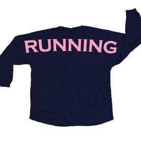 Running Statement Jersey Shirt Running
