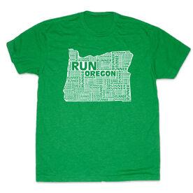Men's Lifestyle Runners Tee Oregon State Runner