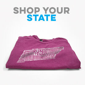 Click To Shop All State Specific Women's Everyday Tees