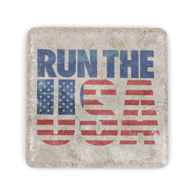 Running Stone Coaster Run The USA