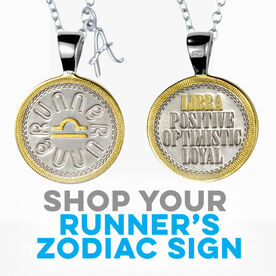 Click to Shop all Running Zodiac Charm Necklaces