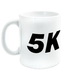 Running Ceramic Mug 5K