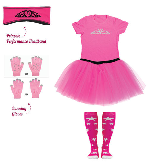 Princess Running Outfit