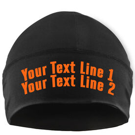 Run Technology Beanie Performance Hat - Your Quote Vinyl