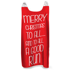 Running Cape Merry Christmas To All