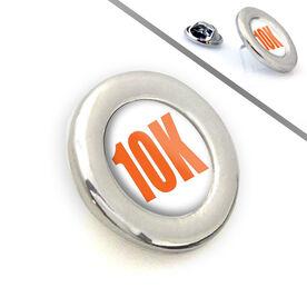 Running Lapel Pin 10K