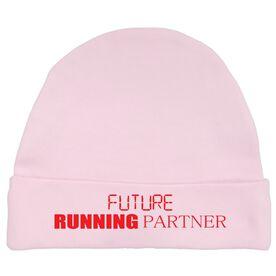 Future Running Partner Baby Cap