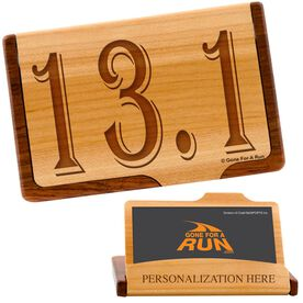 13.1 Maple Business Card/Credit Card Holder