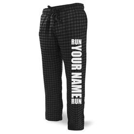 Running Lounge Pants Run Your Name Run