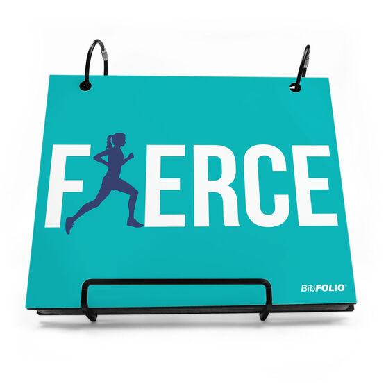 BibFOLIO® Race Bib Album - Fierce