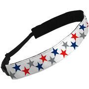 Julibands No-Slip Headbands Patriotic Stars