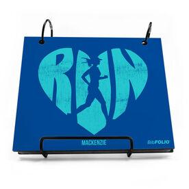 BibFOLIO® Race Bib Album - Love the Run
