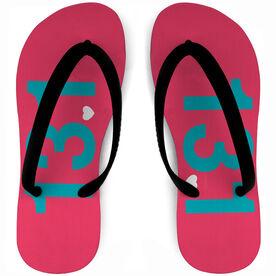 Running Flip Flops 13.1 Heart