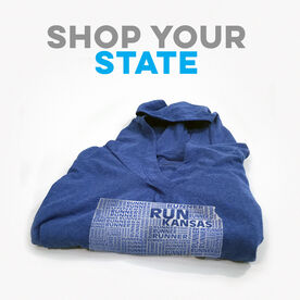 Click To Shop All State Specific Women's Lightweight Performance Hoodies