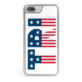 Triathlon iPhone® Case - Tri Patriotic