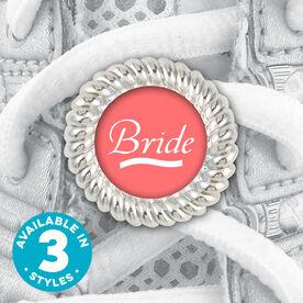 Shoe Lace Charm Bride