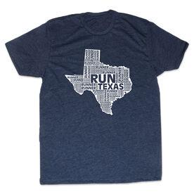 Men's Lifestyle Runners Tee Texas State Runner