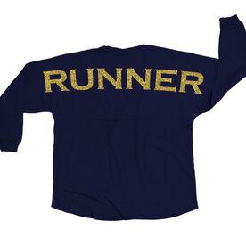 Running Statement Jersey Shirt Runner