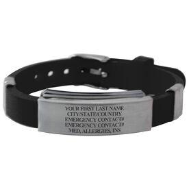 Precision Silicone IDmeBAND Bracelet