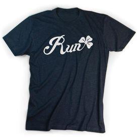 Running Short Sleeve T-Shirt - Run Clover