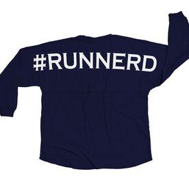 Running Statement Jersey Shirt #RUNNERD