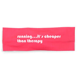 RunTechnology Tempo Performance Headband - Running Is Cheaper Than Therapy