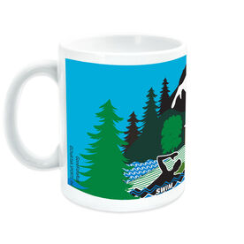 Triathlon Ceramic Mug Tri Country