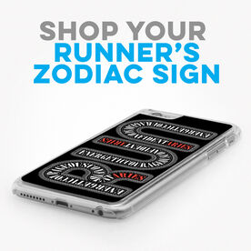 Click to Shop all Running Zodiac iPhone® Cases